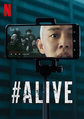 Search netflix #Alive / #Saraitda